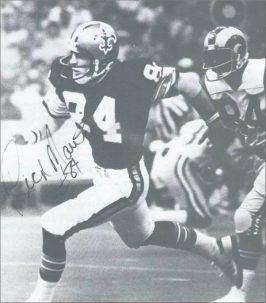 Rich Mauti - New Orleans Saints Special Teams Player 1977-1983