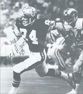 Rich Mauti - New Orleans Saints Special Teams Player 1977-1983
