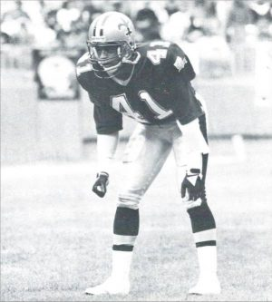Toi Cook of the 1988 New Orleans Saints