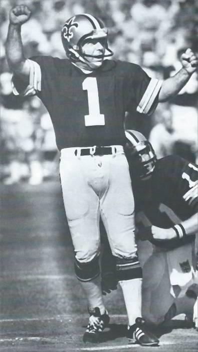 Garo Yepremian 1979 Saints Kicker