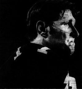 Saints Quarterback Billy Kilmer after a loss in 1969