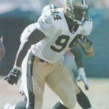 Joe Johnson, New Orleans Saints 1994-2001