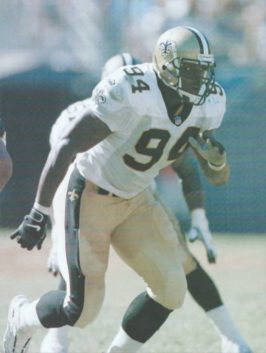 Joe Johnson, New Orleans Saints 1994-2001