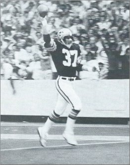 Tommy Myers of the New Orleans Saints