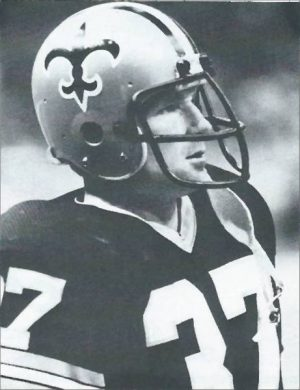 Tommy Myers – New Orleans Saints 50th Anniversary Team