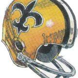2016 new orleans saints defense icon