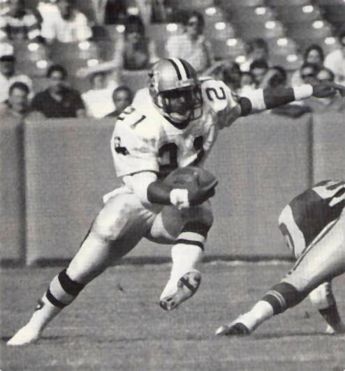 New Orleans Saints Runner Dalton Hillard