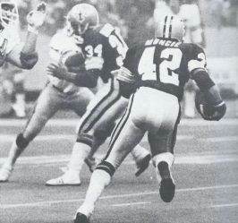 Thunder and Lightning Tony Galbreath and Chuck Muncie 1979 New Orleans Saints