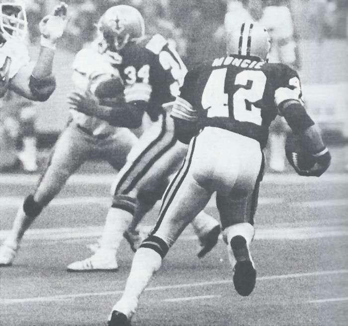 Thunder and Lightning Tony Galbreath and Chuck Muncie 1979 New Orleans Saints
