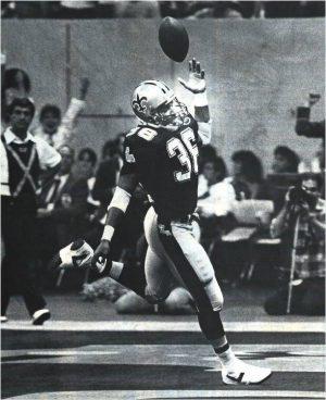 Reuben Mayes | 1986 New Orleans Saints