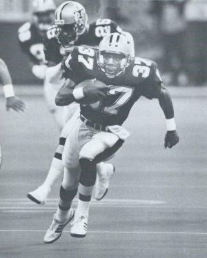 Mel Gray, New Orleans Saints, 1987 vs Tampa Bay
