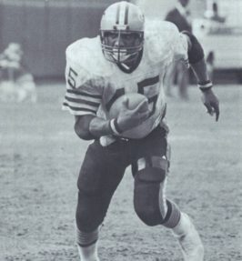 Jack Holmes, New Orleans Saints Fullback 1978-1982