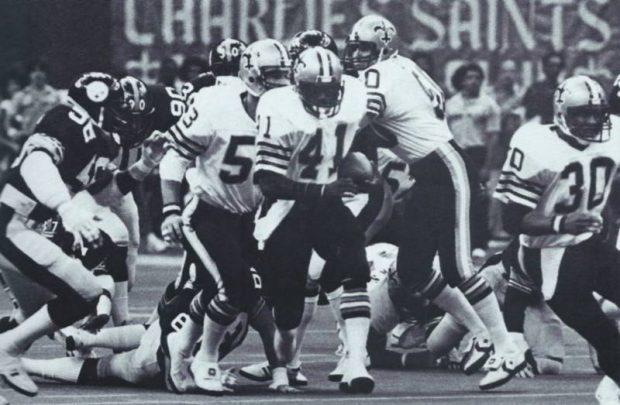 Jimmy Rogers, 1981 New Orleans Saints