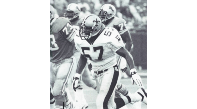 4 Sacks for Ricky Jackson | 1988 New Orleans Saints