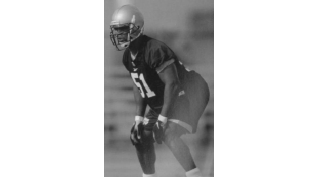 Andre Royal, New Orleans Saints Training Camp 1998