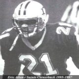 Top 10 Worst Free Agents Signed by the Saints: #8 – Eric Allen