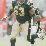 Wally Williams, Offensive Lineman, 1999-2002