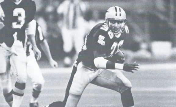 Reuben Mayes | 147 Yards Rushing in 1987 Season Opener