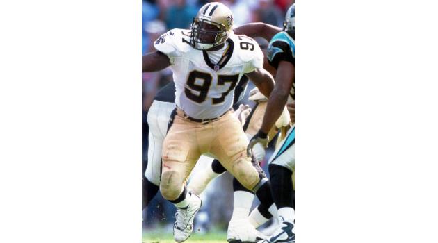 New Orleans Saints All Pro La'Roi Glover 1997-2001