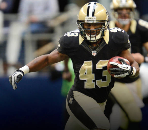 Darren Sproles New Orleans Saints Free Agent 2011-2013