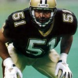 #3 Sam Mills   Top 10 Best Free Agents Signed by the Saints