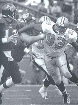 Wayne Martin – Saints Defensive Lineman of the 90s