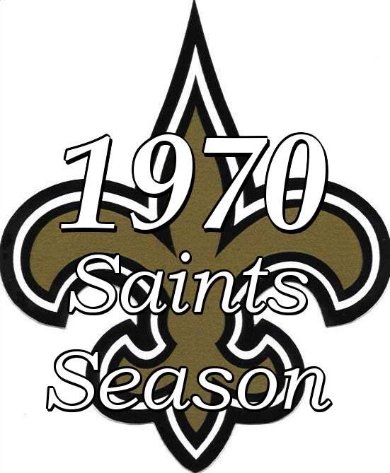 The 1970 New Orleans Saints NFL season