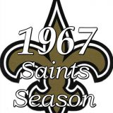 1967 New Orleans Saints NFL Season