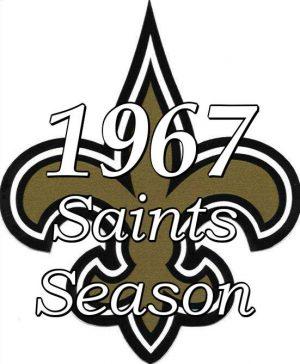 1967 New Orleans Saints NFL Season