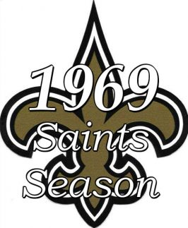 1969 New Orleans Saints NFL Season