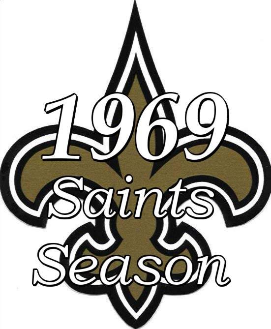 1969 New Orleans Saints NFL Season