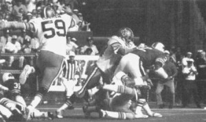 The New Orleans Defense held OJ Simpson to just 79 yards in 1973