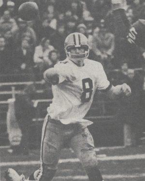 Archie Manning New Orleans Saints 1973 NFL