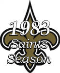 The 1983 New Orleans Saints Season