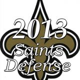 2013 New Orleans saints Defense