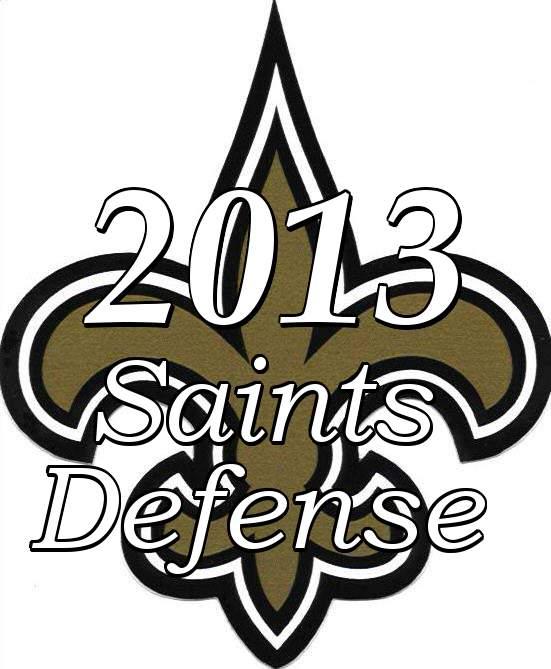 2013 New Orleans saints Defense