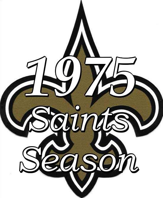 New Orleans Saints 1975 NFL Season