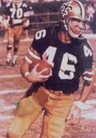Danny Abramowicz of the New Orleans Saints