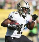 Darren Sproles of the New Orleans Saints