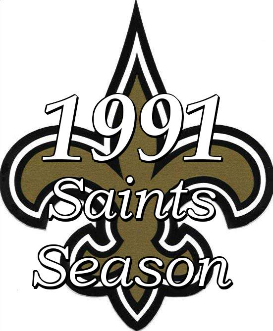 New Orleans Saints 1991 NFL Season
