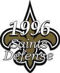 1996 New Orleans Saints Defense