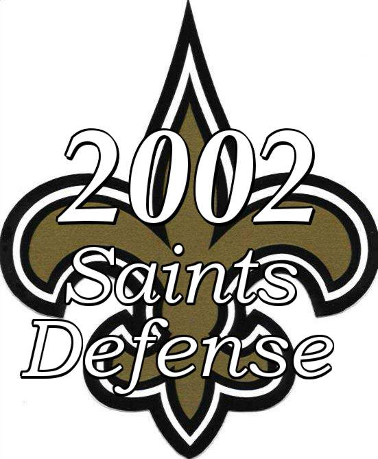 2002 New Orleans Saints Defense