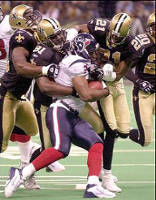 2003 New Orleans Saints Defense