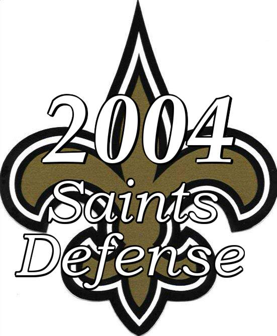 2004 New Orleans Saints Defense