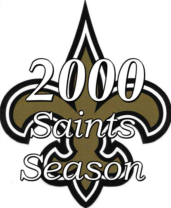 The New Orleans Saints 2000 NFL Season