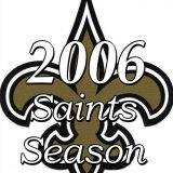 2006 New Orleans saints NFL season