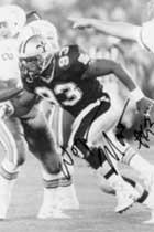 Wayne Martin #2 All-Time New Orleans Saints Sack Leader
