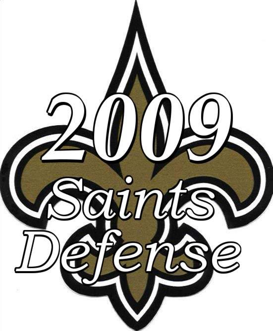 2009 New Orleans Saints Defense