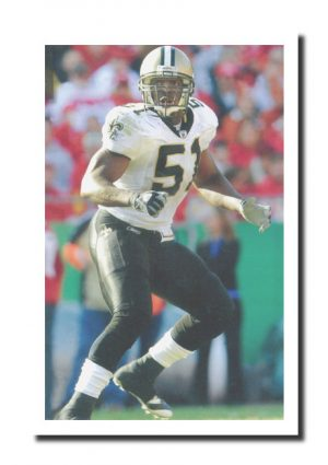 Jonathan Vilma, 2008 New Orleans Saints
