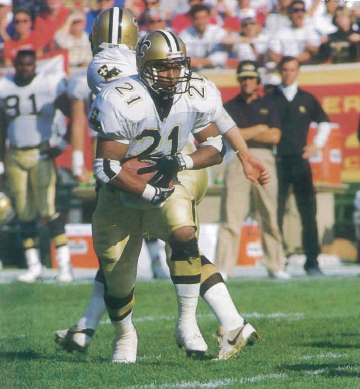 Dalton Hilliard 1992